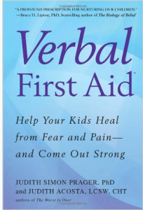 """The parenting book """"Verbal First Aid"""""""