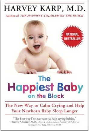 "Parenting book ""The Happiest Baby on the Block"""