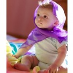 silk cloths for baby