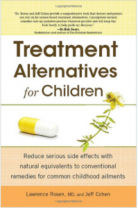 Treatment Alternatives for Children book cover