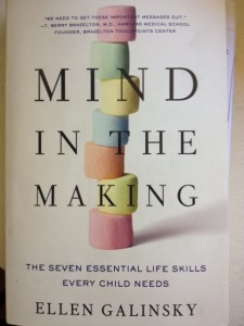 Mind in the Making by Ellen Gallinsky